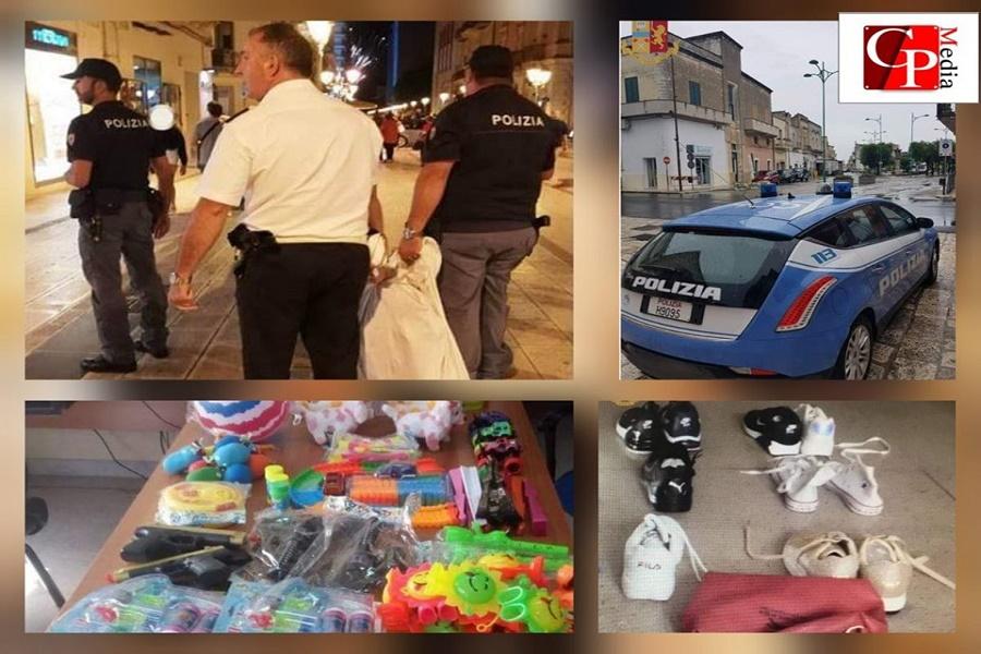 Taranto: Forze dell'ordine presidiano il territorio