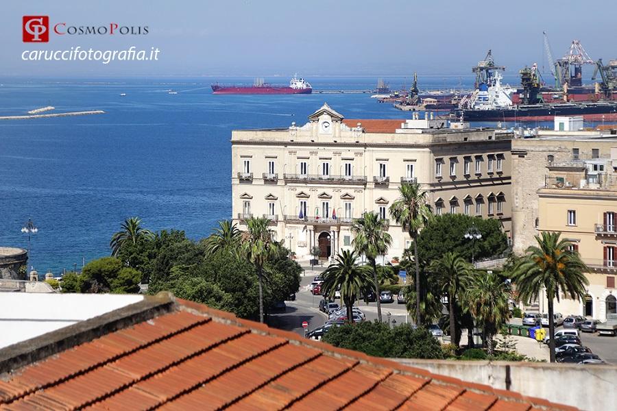 """Taranto - Capitale di mare attende """"The Ocean Race"""""""