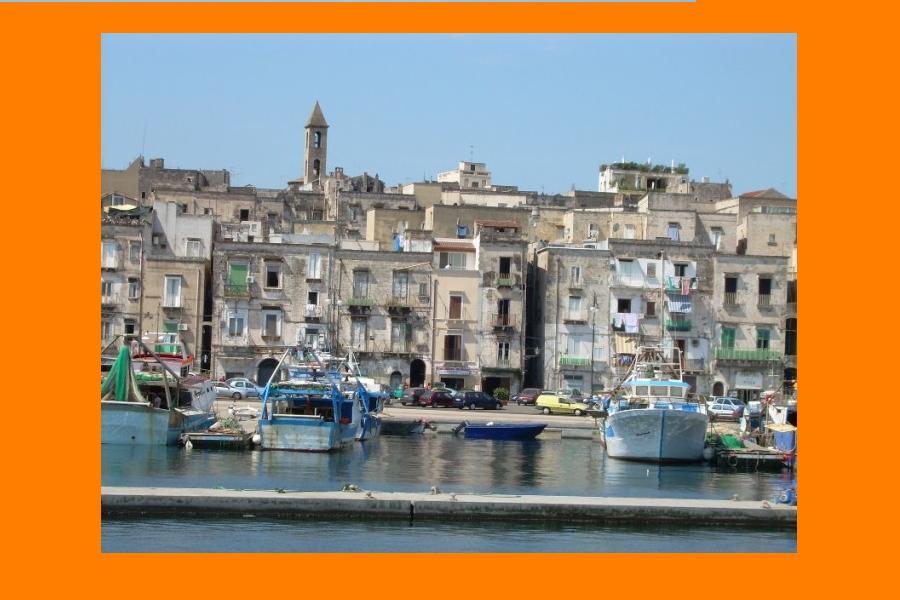 Taranto avrà il suo Piano del Colore