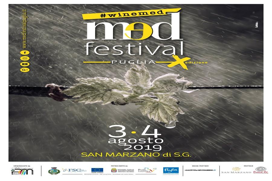 MedFestival Puglia, un evento dedicato ai popoli del Mediterraneo