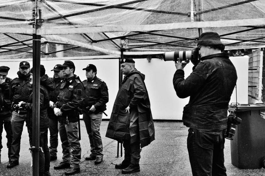 Calendario della Polizia di Stato 2020: la firma è di Paolo Pellegrin