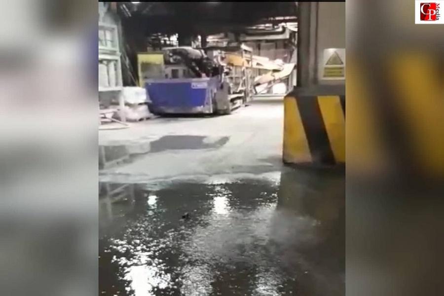 Piove in Acciaieria 1