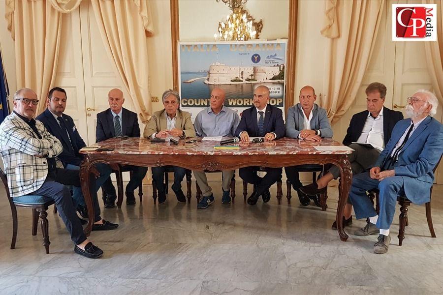 Obiettivo la cooperazione Italia -Ucriana