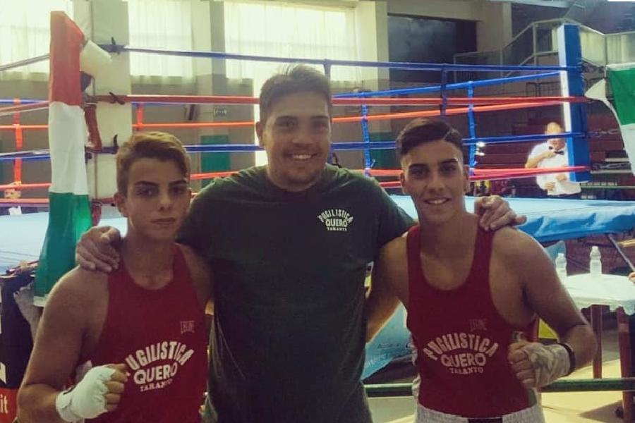 Sardelli ai campionati italiani junior