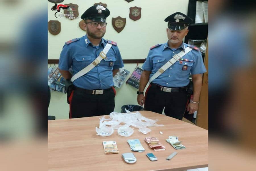 Utilizzava il circolo privato per spacciare droga: arrestato 50 enne