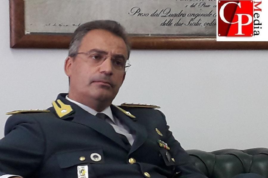 GdF. Il nuovo Comandante si presenta alla città