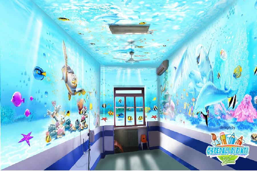 Come in un acquario