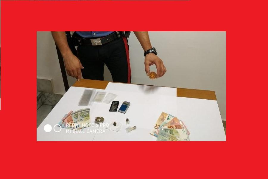Droga a Manduria: due denunce