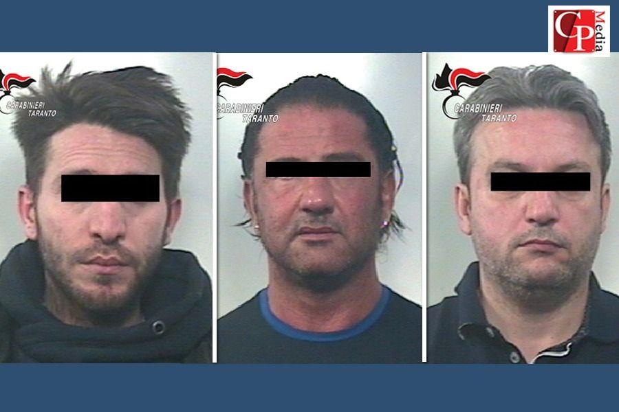 """Operazione """"Babà"""": 3 arresti"""