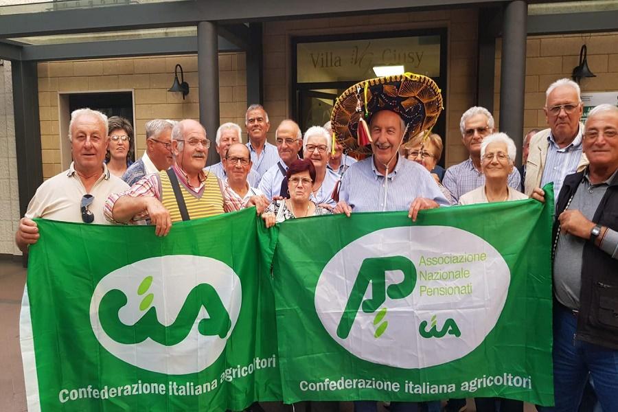 Michele D'Ambrosio è il nuovo presidente ANP CIA Due Mari