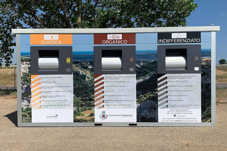 Castellaneta, differenziata al 72% e nuovo centro di raccolta in arrivo