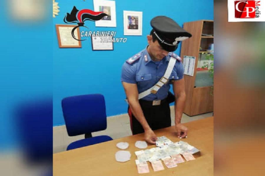 Sorpreso mentre cede cocaina: arrestato 35 enne di Torricella