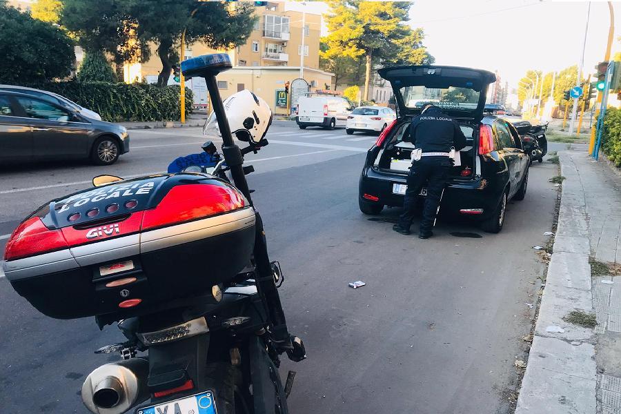 Sicurezza stradale: controlli in città