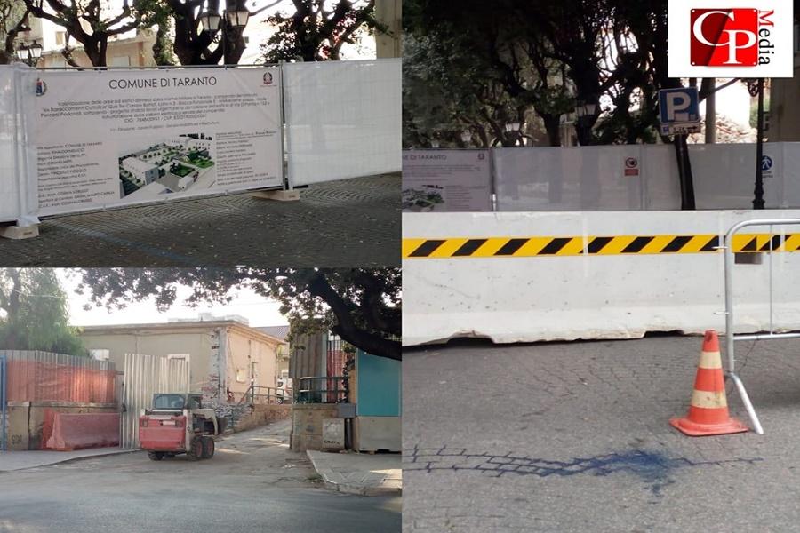 Riapre il parcheggio dei Baraccamenti Cattolica