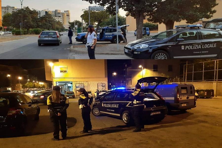 Taranto, lotta all'abusivismo: chiusi due circoli ricreativi
