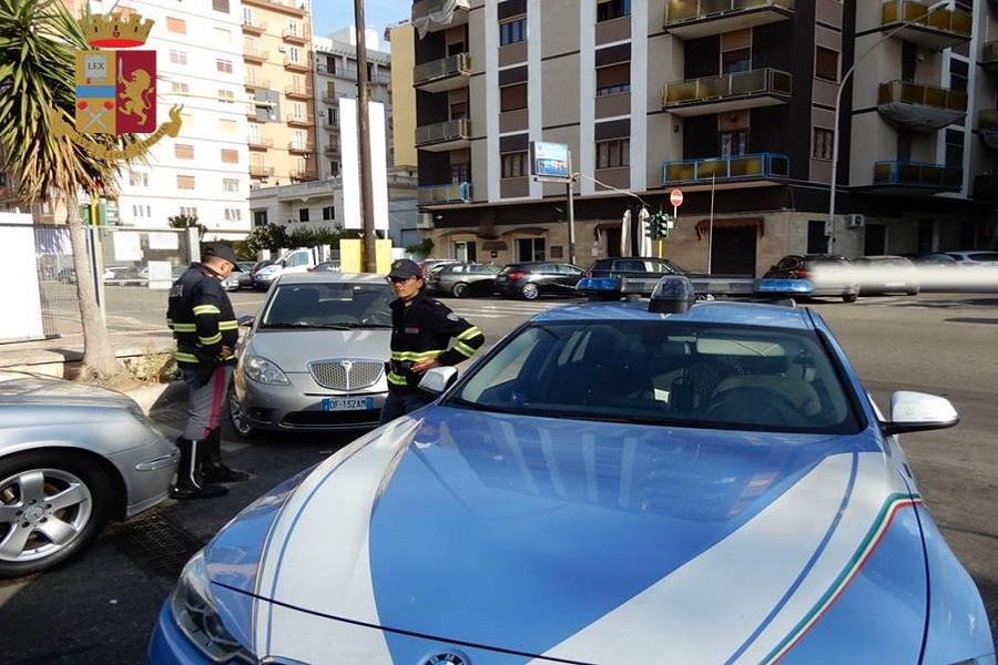 Controlli a Taranto e provincia