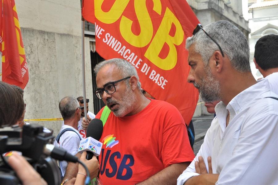 Usb annuncia lo sciopero per il 29