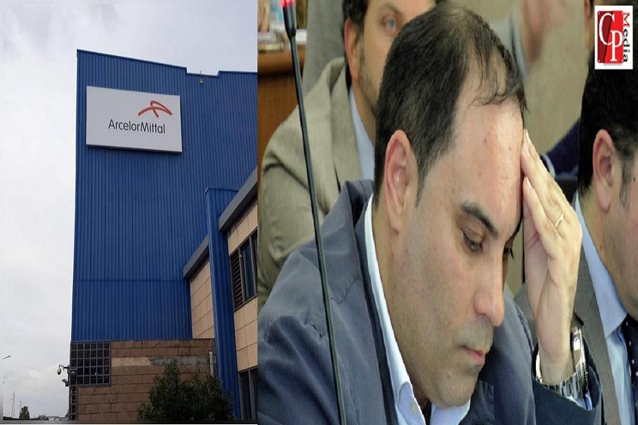 """Melucci: """"Nessun accordo senza il consenso di Taranto"""""""