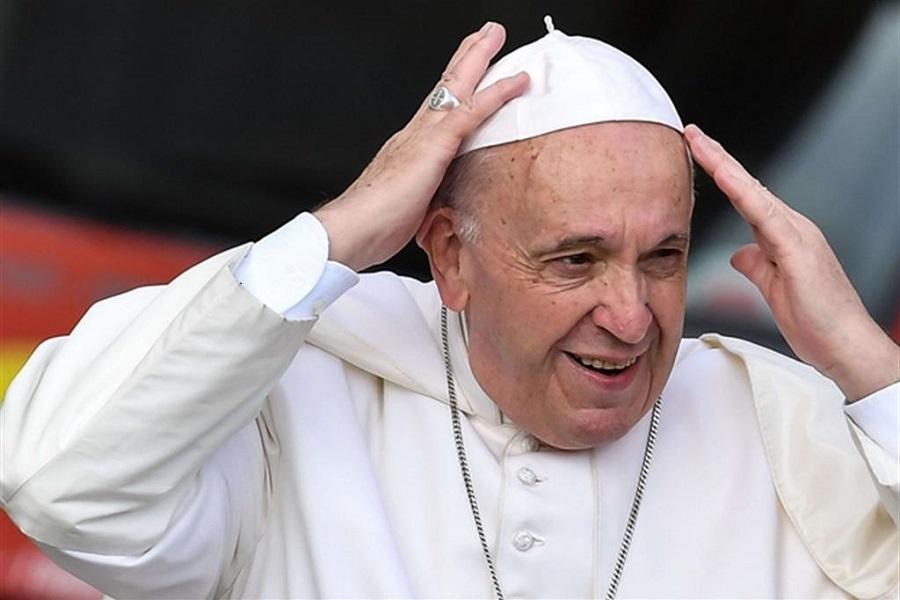Papa Francesco salvaci tu