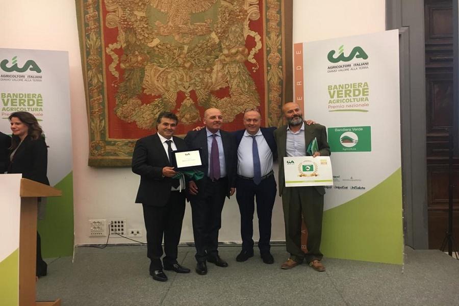Premio Bandiera Verde CIA: il Salento sbanca, primo posto assoluto a Castellaneta