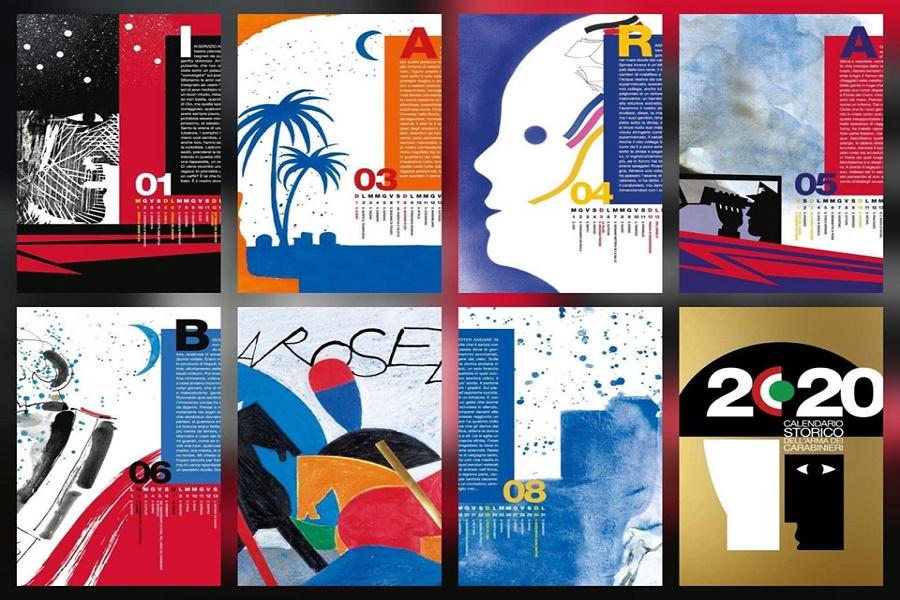 I Carabinieri presentano il Calendario Storico e l'Agenda Storica 2020