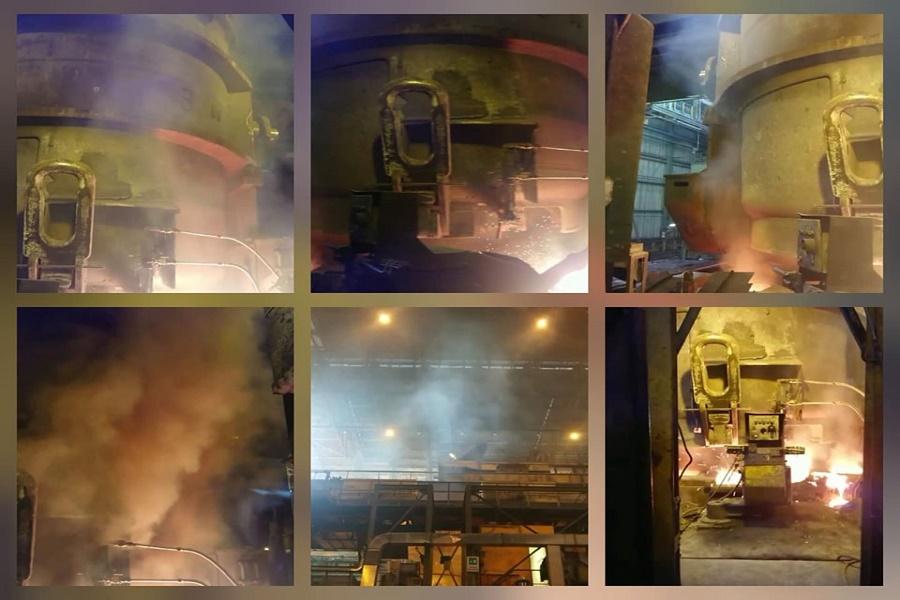 """ArcelorMittal, Usb: """"Fumi non convogliati in Acciaieria 2"""""""