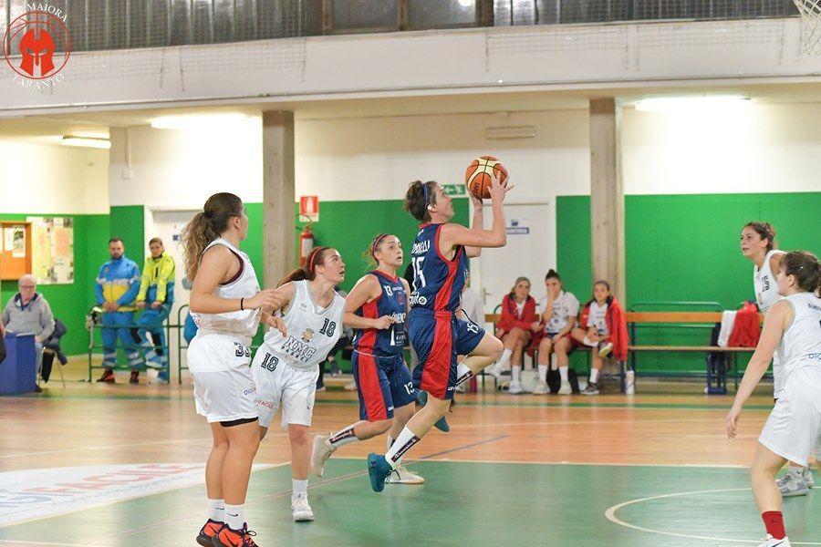 Ad Maiora Taranto Basket. Derby tra le mura amiche