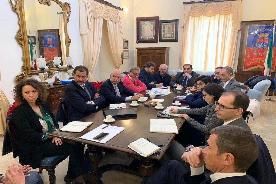 """Il sindaco incontra delegati di CDP: """"Lavorare per l'Ecosistema Taranto"""""""