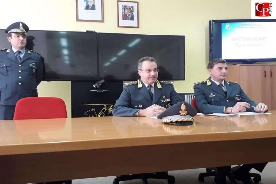 """Operazione """"Taxi Driver"""": sgominato un sodalizio criminale italo albanese"""