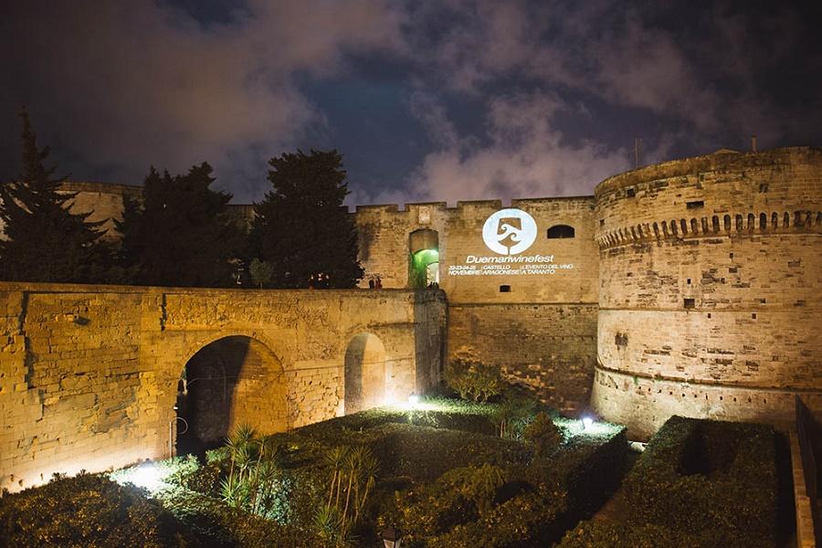 Taranto si accende con Due Mari WineFest