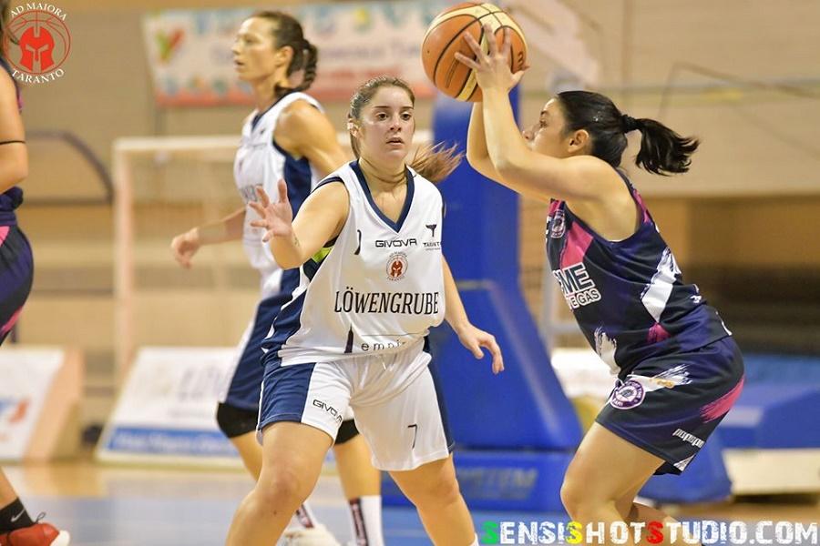 """AdMaiora Lowengrube, De Mitri: """"Vogliamo crescere centrando i play off"""""""