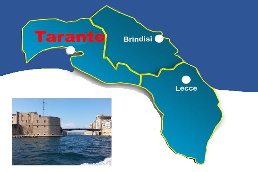 Taranto capitale del Grande Salento
