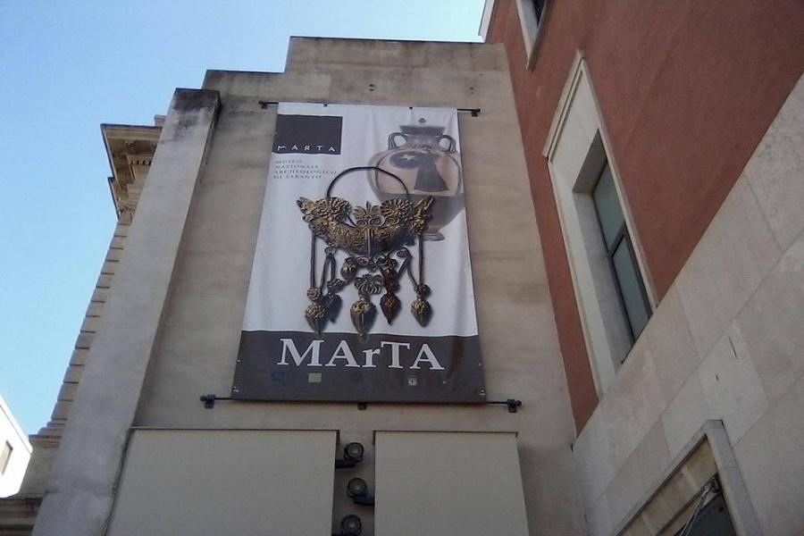 Al MArTA spazi museali dedicati a personalità illustri
