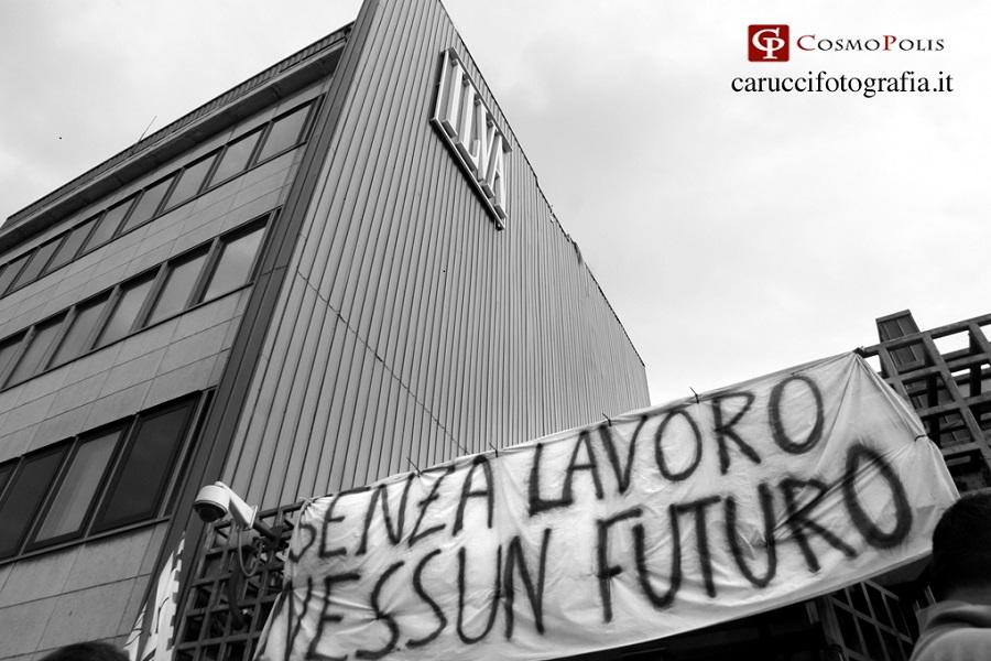 Lourdes: una preghiera per gli operai ex Ilva
