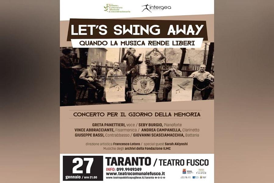 Giornata internazionale della Memoria: a Taranto la musica dei Campi