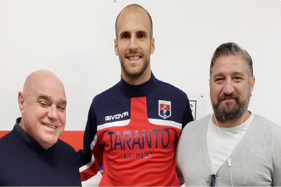 Taranto sconfitto a tavolino per la vicenda Kosnic