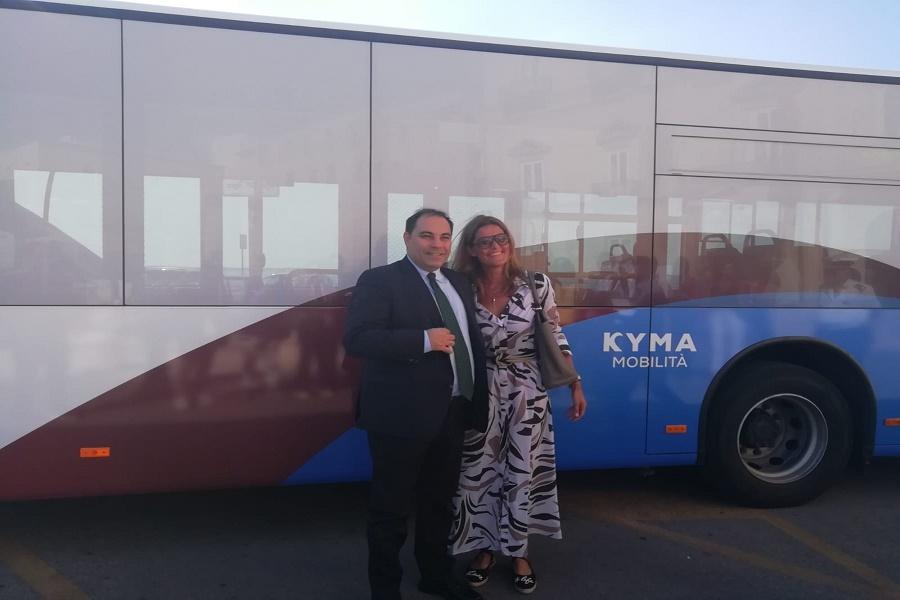 Kyma Mobilità- Amat, biglietti e sistemi informatici: un passo verso la modernità