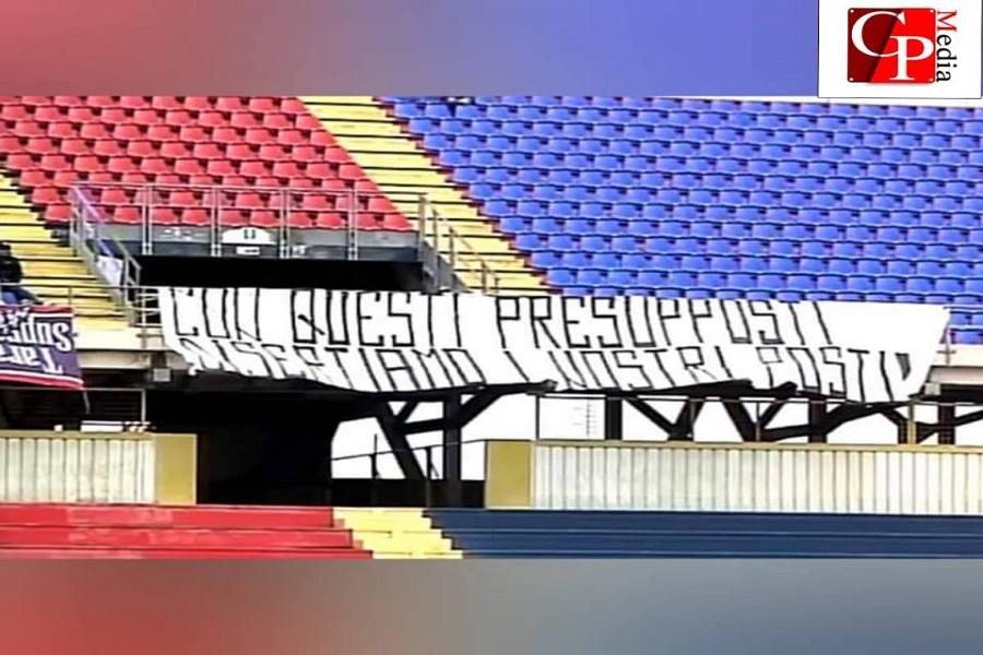 Il Taranto ritrova la vittoria ma perde i suoi tifosi