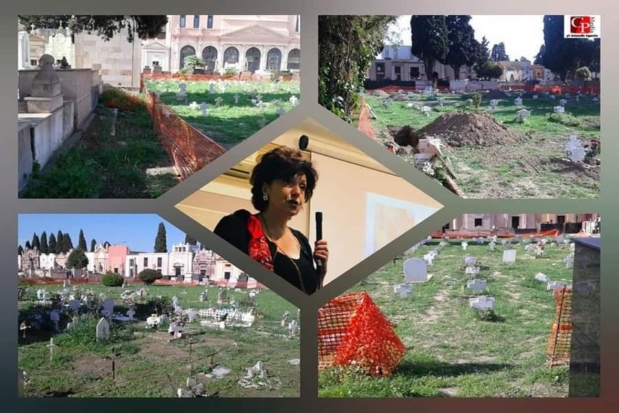 Miracolo a Taranto. La Corbelli affida i lavori per la bonifica al cimitero San Brunone