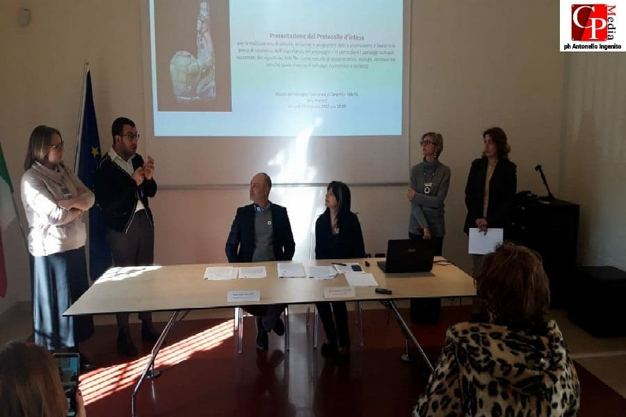 MArTA e WWF Taranto: siglato accordo