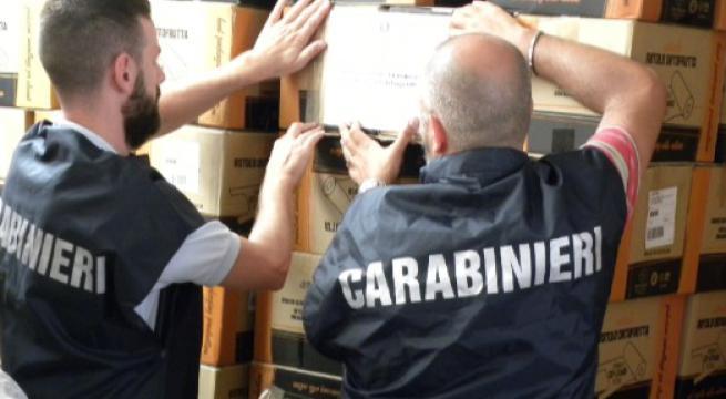 """Manduria: I Forestali sequestrano """"buste di plastica"""" illegali"""