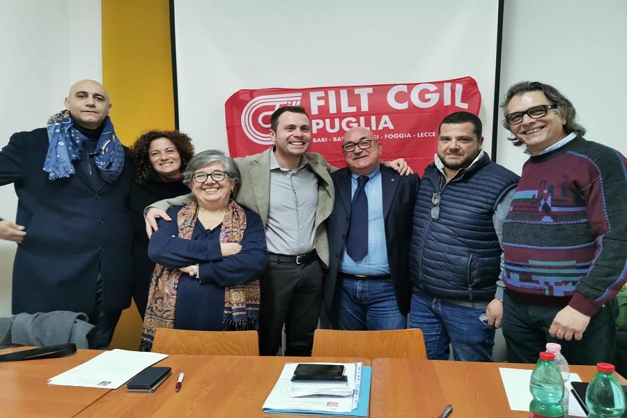 FILT CGIL Taranto: eletto il nuovo segretario