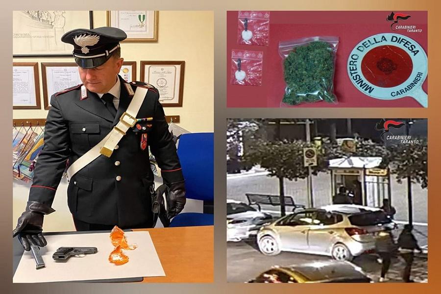 "Castellaneta, ""Operazione Latentia"": i Carabinieri eseguono 6 misure cautelari"