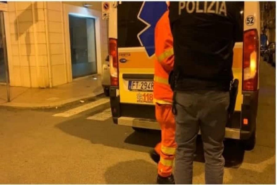 Taranto, lite tra le vie cittadine: due finiscono in ospedale