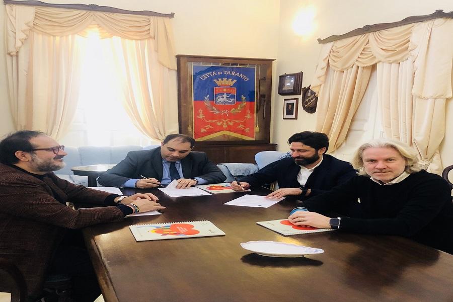 Taranto, trovato accordo con l'Unione dei comuni della Grecia Salentina