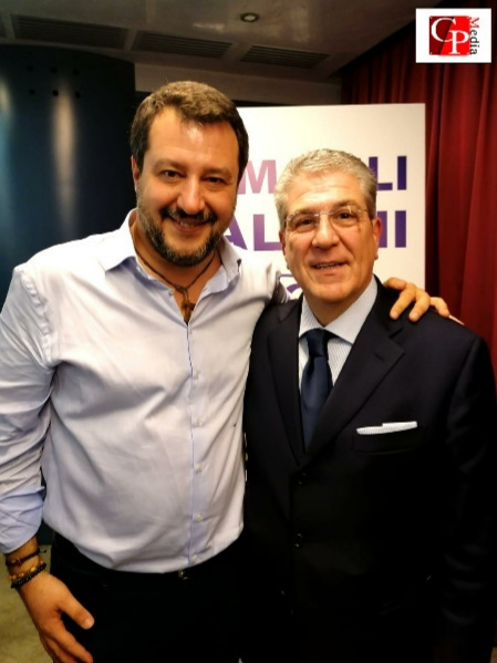 Lega Puglia: Chiarelli è il nuovo vice coordinatore regionale