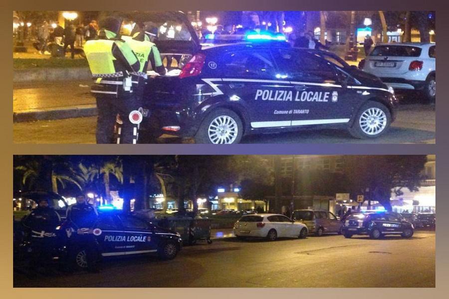 Taranto, la Polizia potenzia i controlli