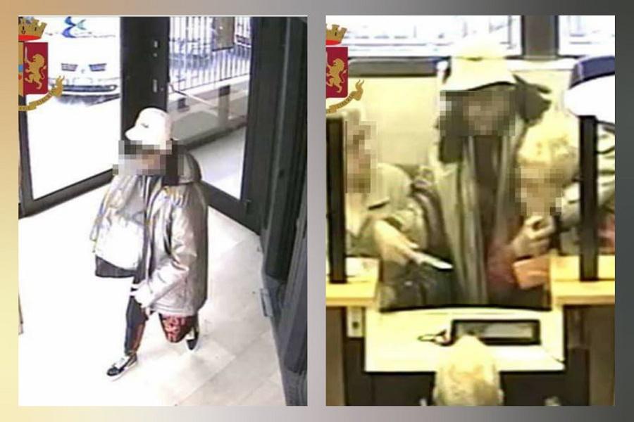 Rapina in banca, individuati e arrestati dalla Polizia