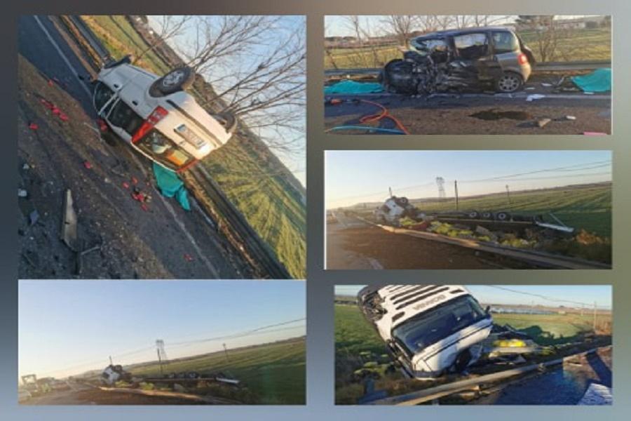Incidente mortale sulla SS100: identificate le vittime