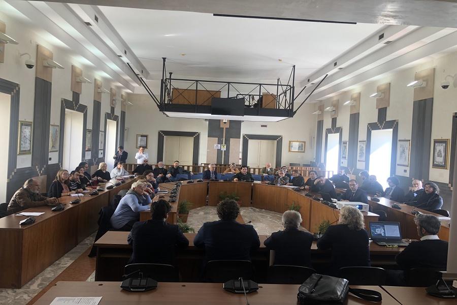Taranto candidata Capitale della Cultura 2021: incontro a Palazzo di Città